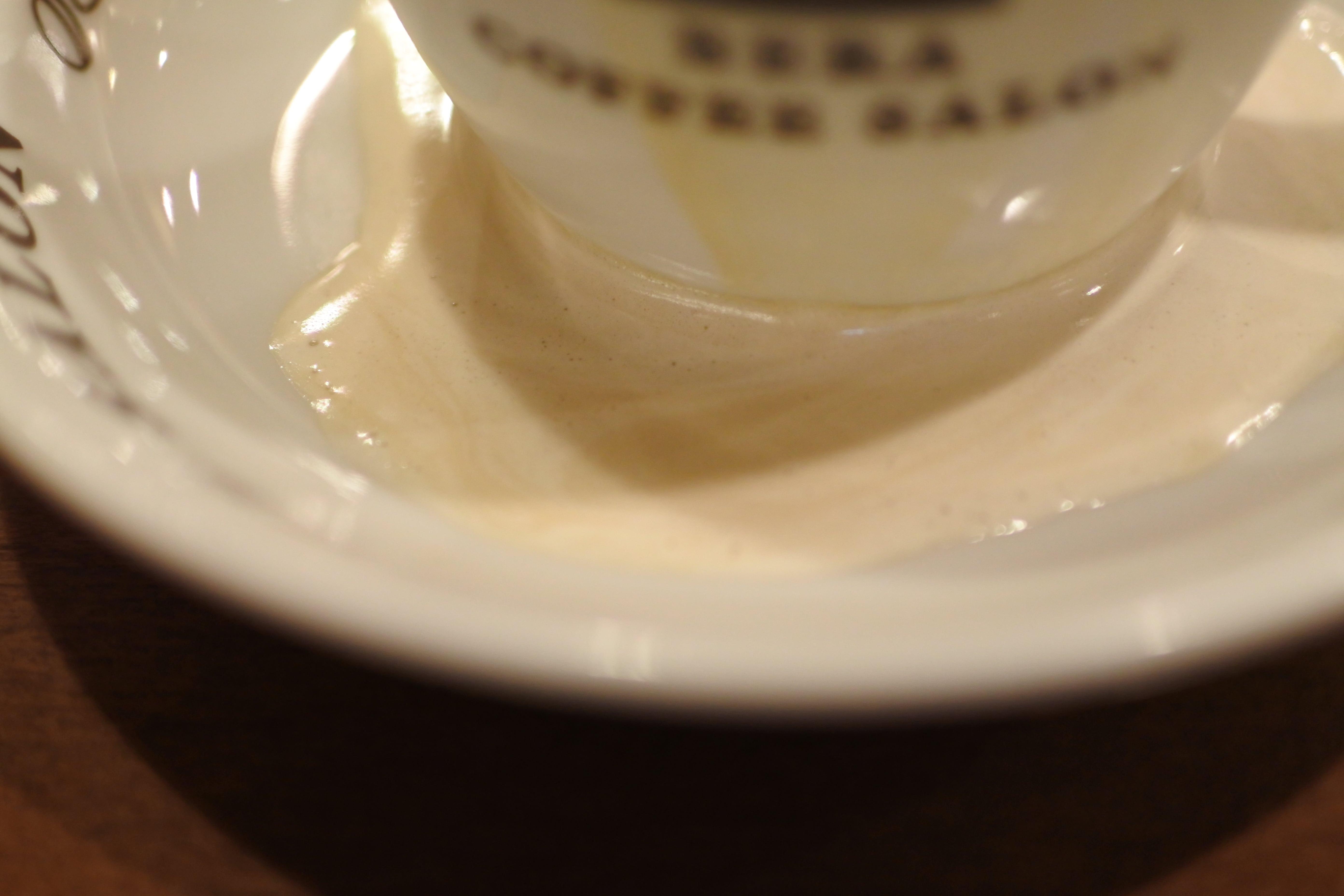 ウインナーコーヒー べら珈琲店 生クリーム
