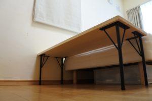 【DIYブログ】サイドテーブルを自作!誰でもできる作り方がこちら
