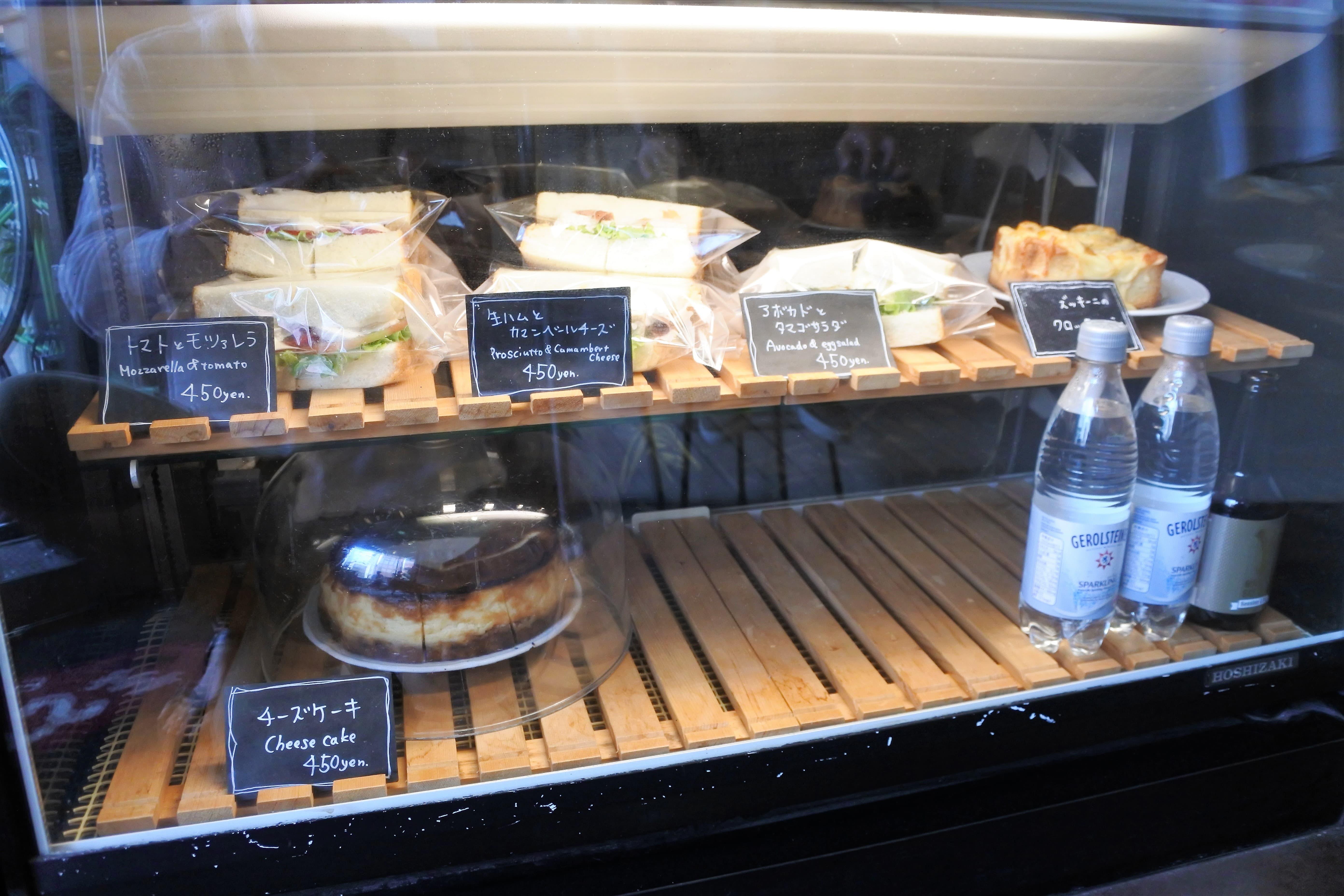 ミッツコーヒースタンド MITTS COFFEE STAND カフェ
