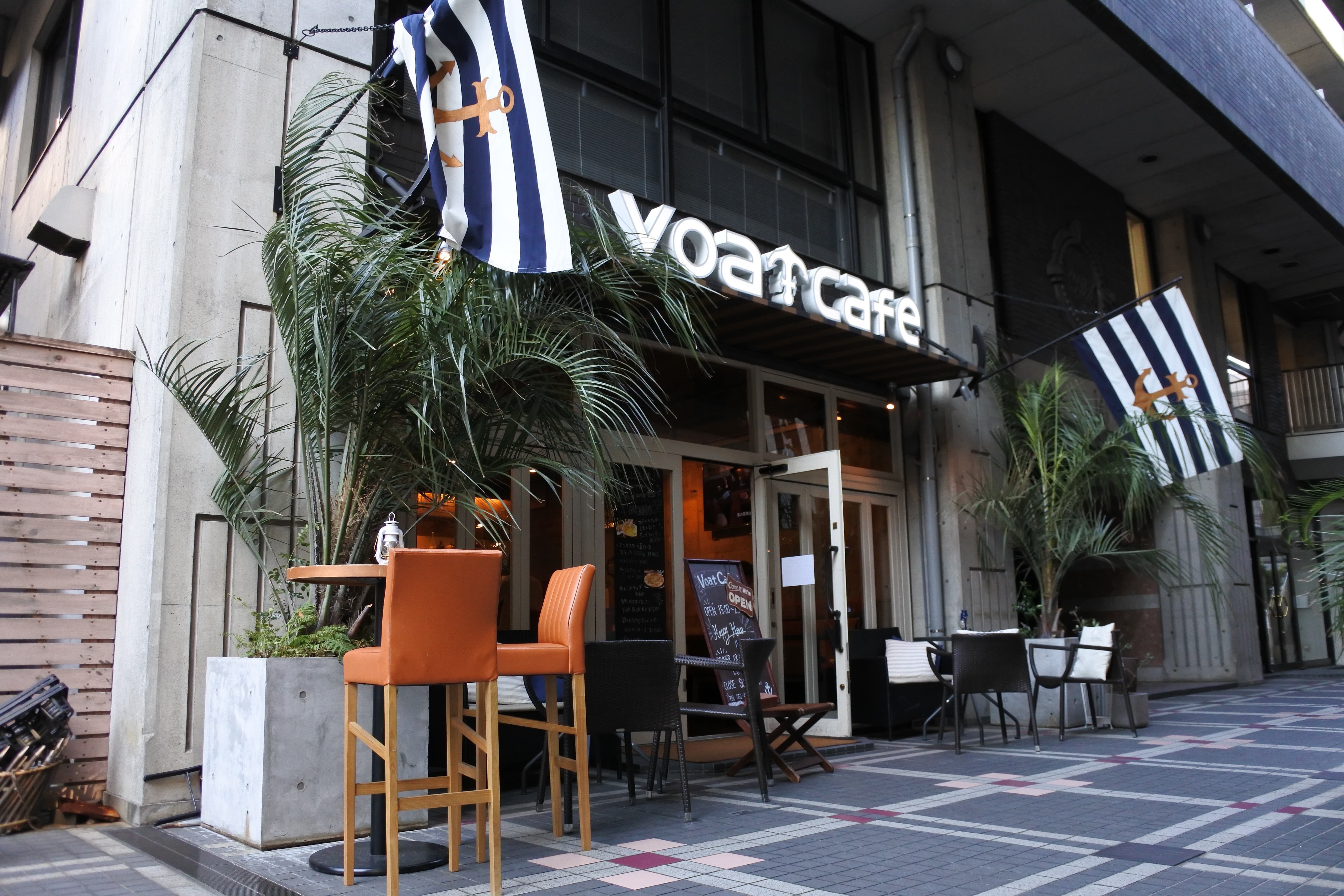 ボートカフェ voatcafe ランチ ディナー 名駅