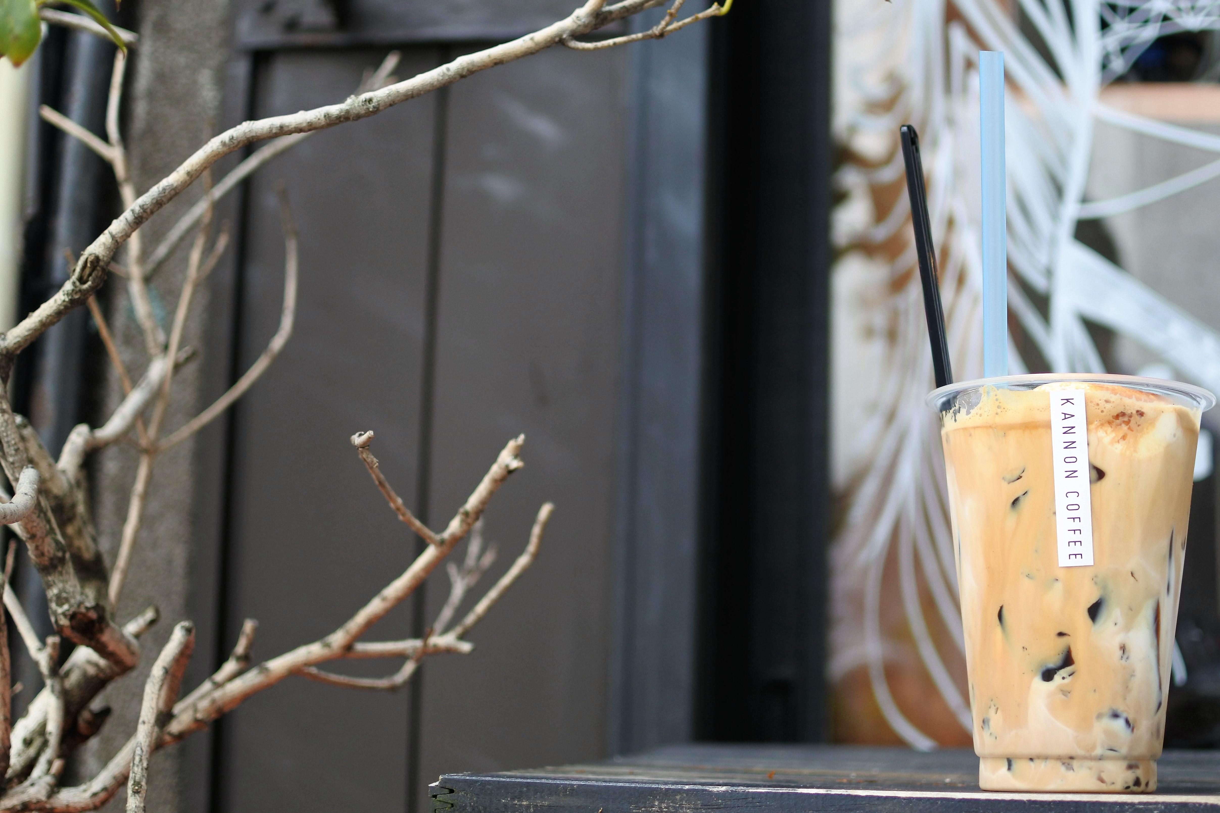 カンノンコーヒー 鎌倉 名古屋 メニュー