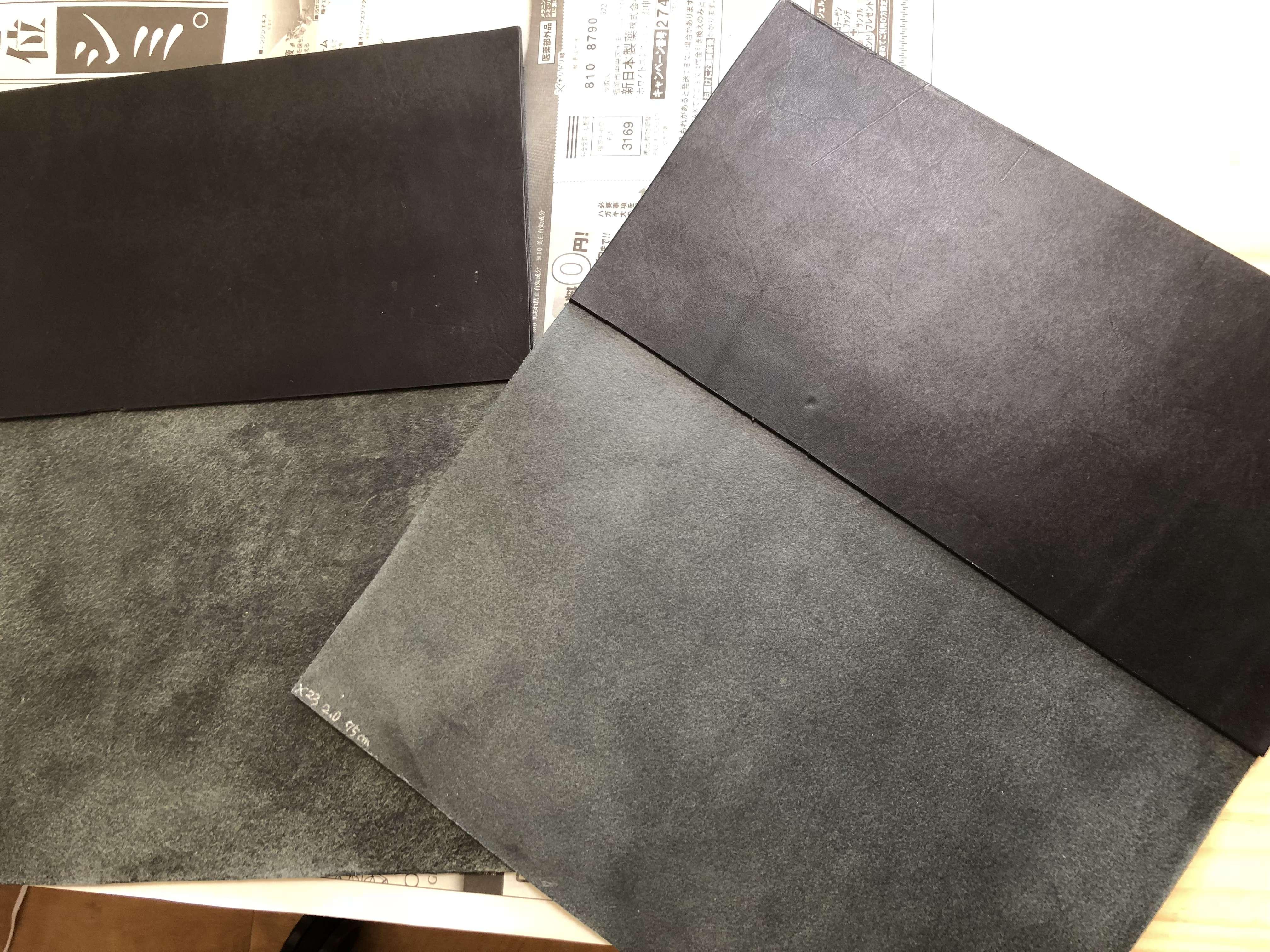 クラッチバッグ 作り方 革 レザークラフト 簡単