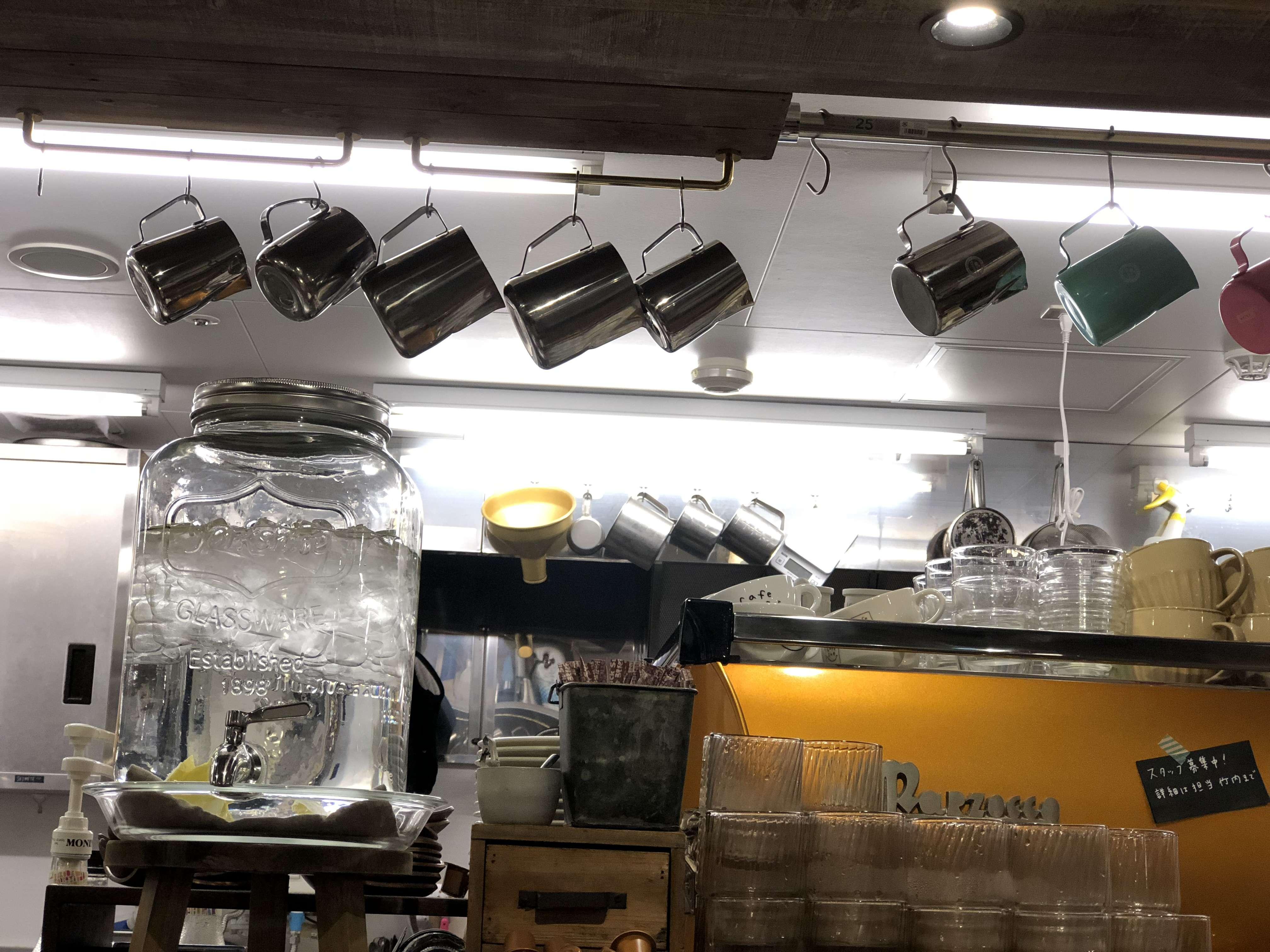 cafeone カフェワン 愛知県名古屋市丸の内 ラテアート ランチ おしゃれ おすすめ