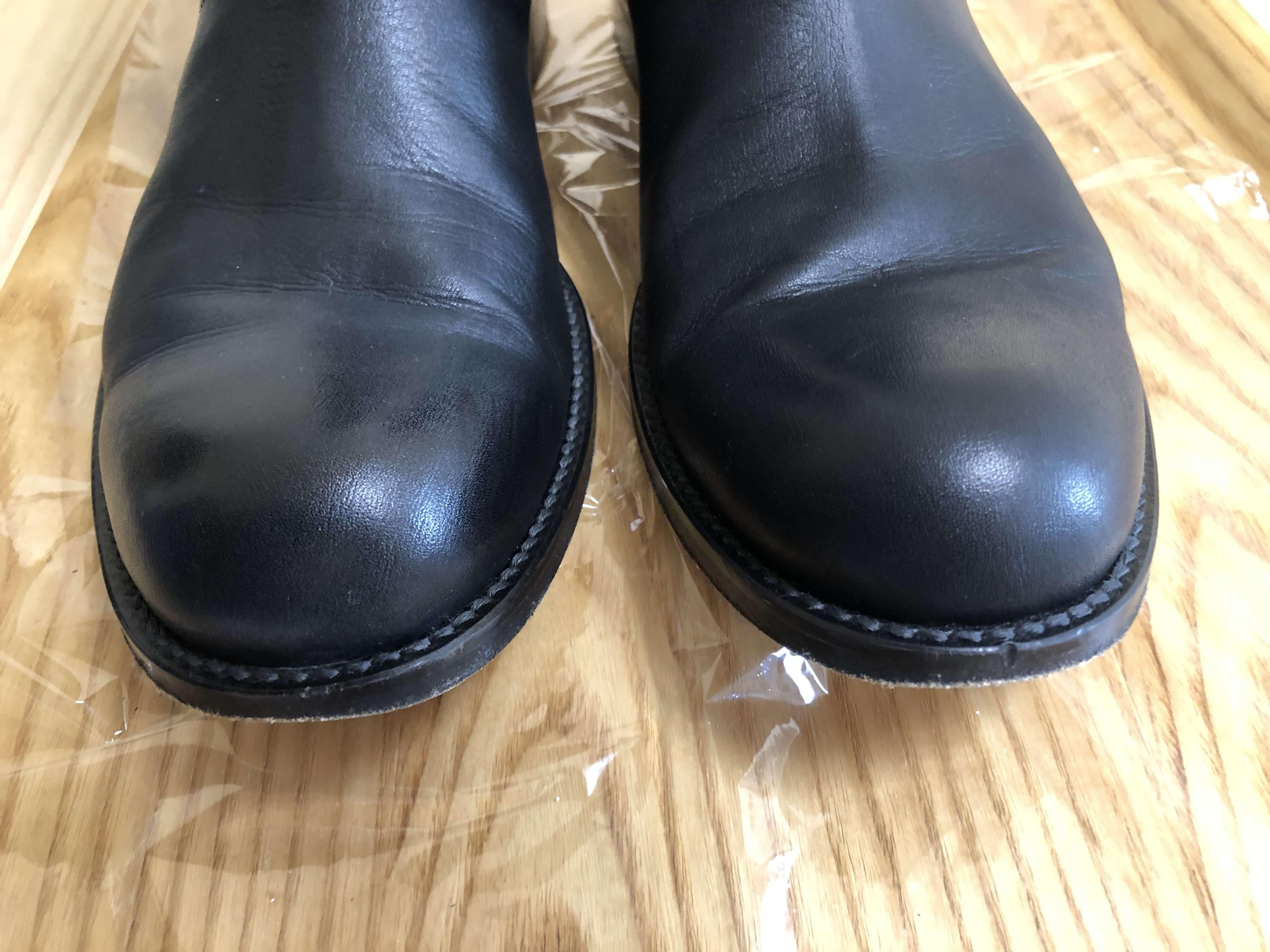 靴磨き 名古屋 セット 道具 布 頻度 クリーム おすすめ