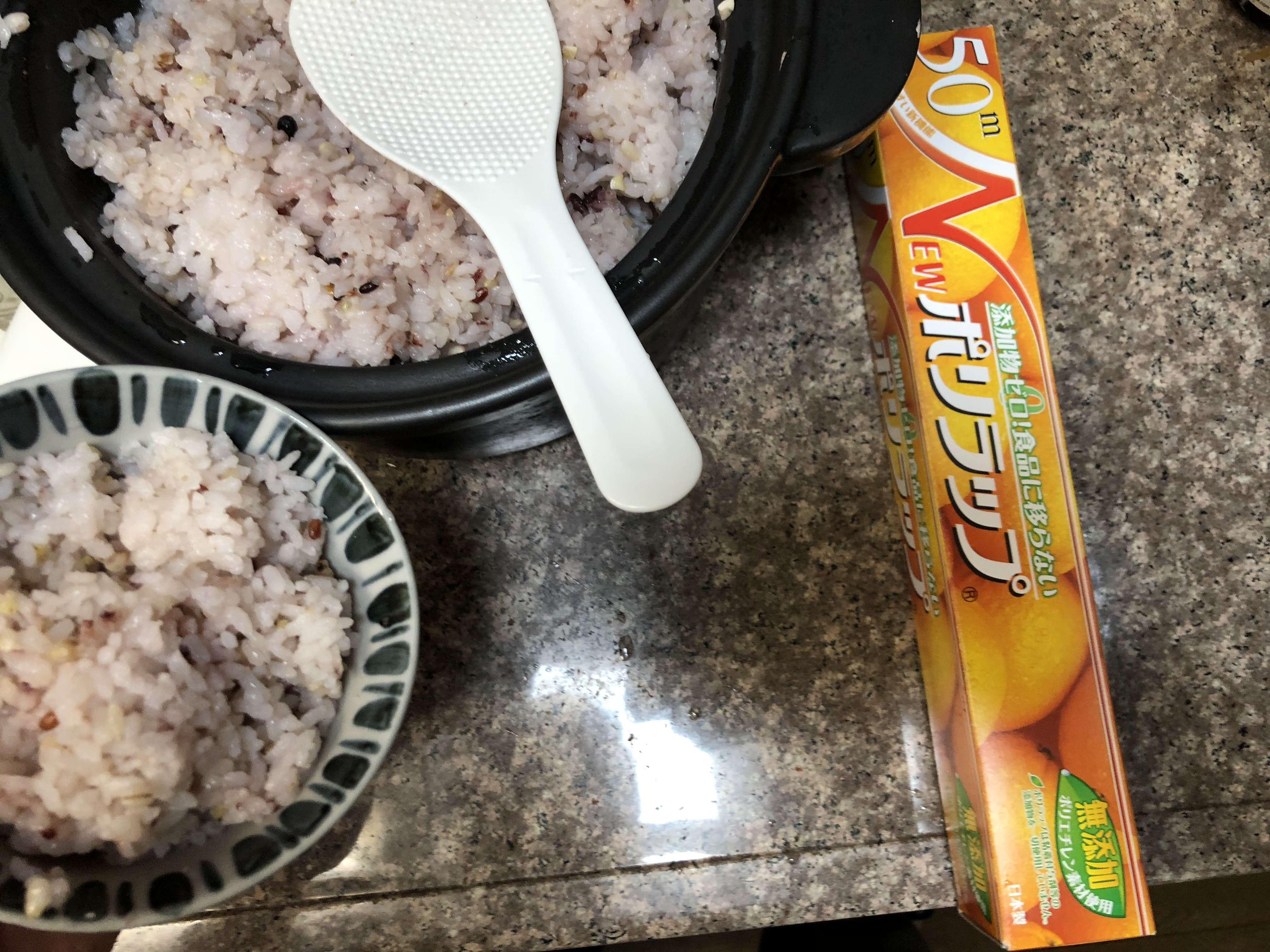 十六穀米 ダイエット 炊き方 糖質 血糖値 レシピ 冷凍