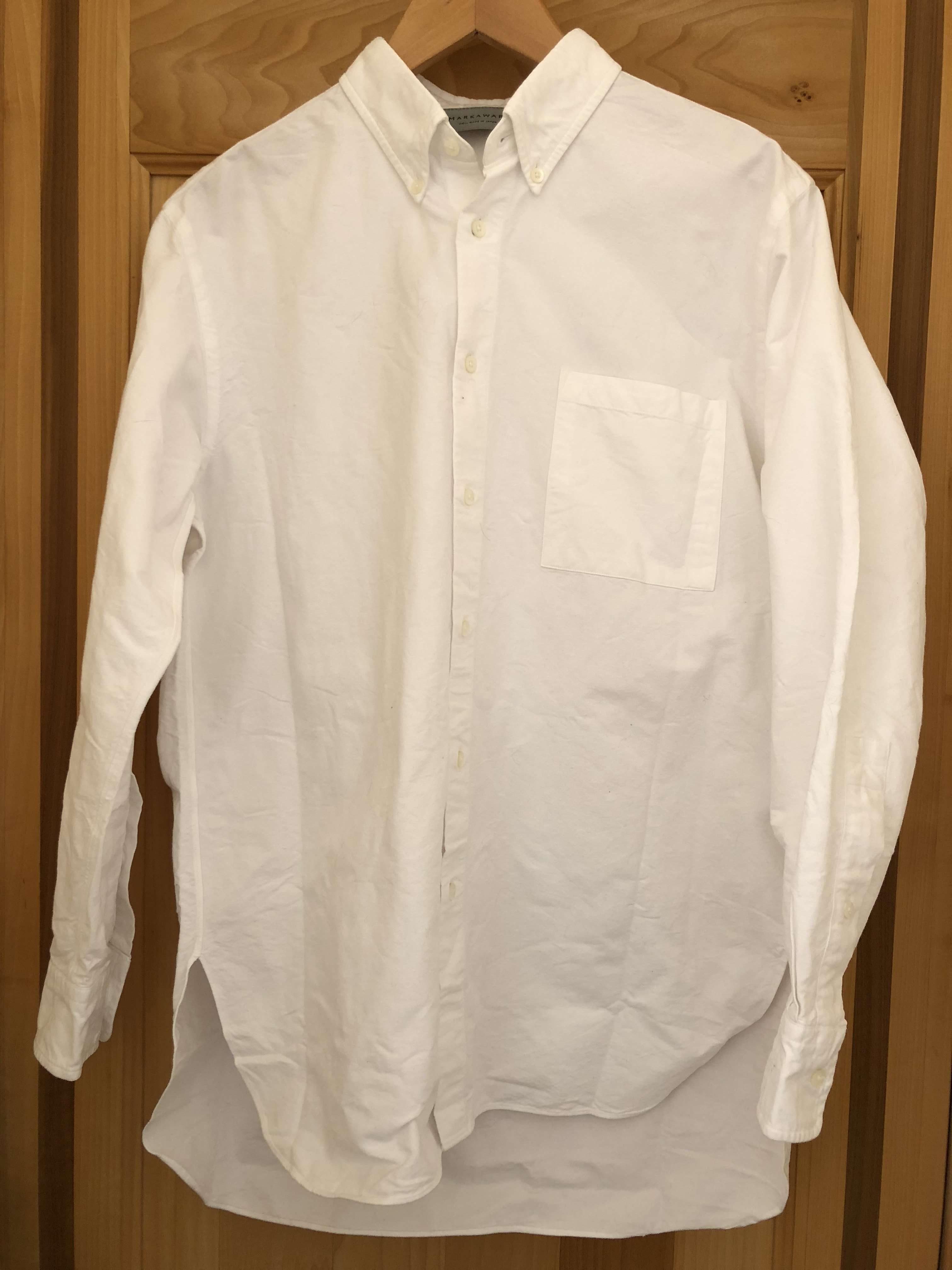 ネットdeきれい シャツ用 洗濯 シワ アイロンがけ