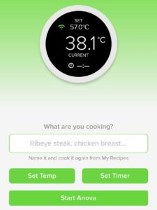 Anova アノーバ 低温調理器 レビュー 使い方