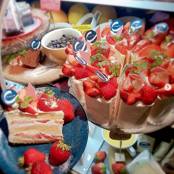 イクジーノカフェ ケーキ