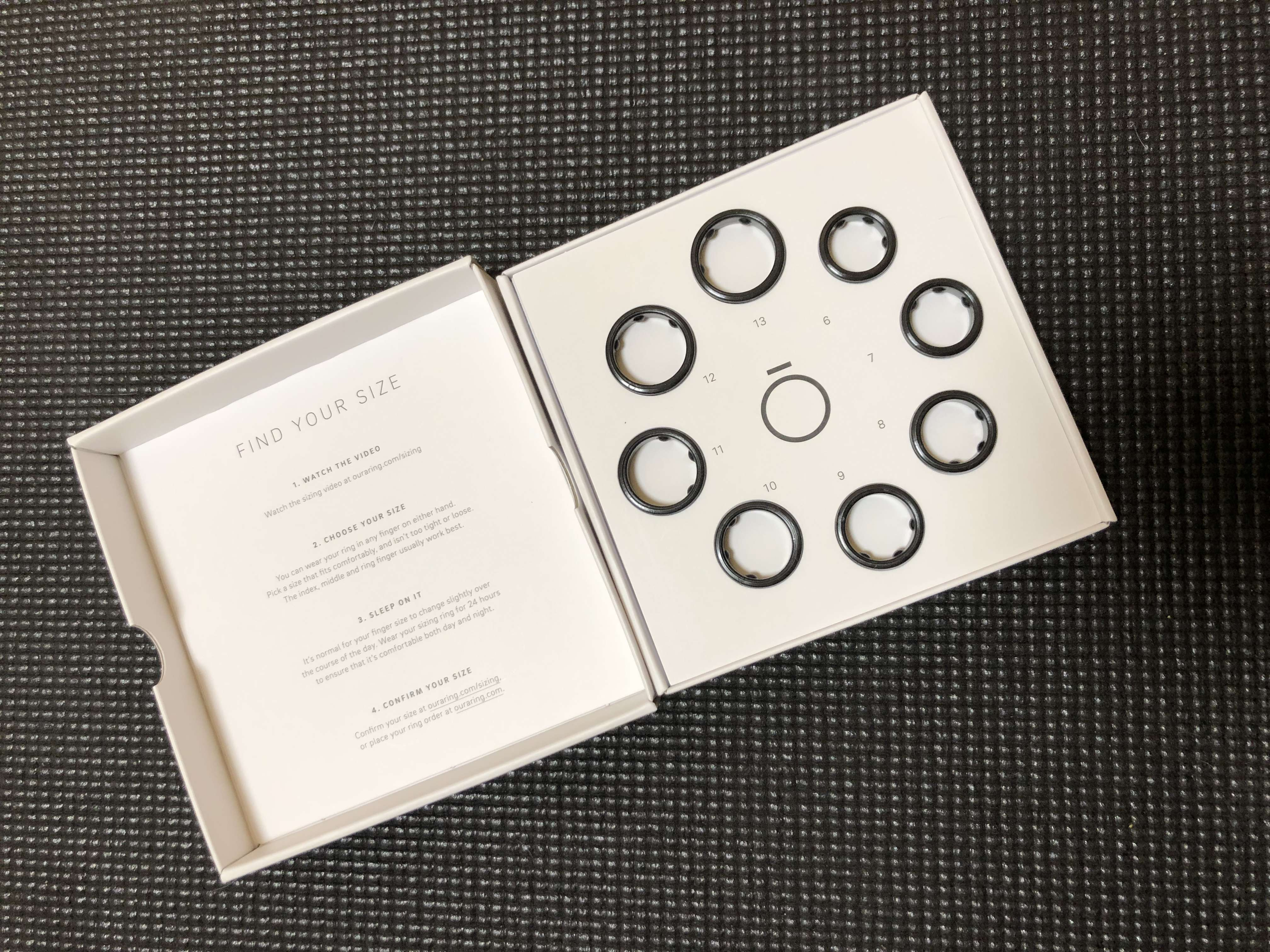 oura ring オーラリング 日本 レビュー 購入 サイズ 使い方