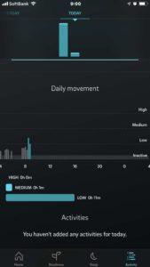 OuraRing(オーラリング) アプリ 見方 スコア 数値 睡眠