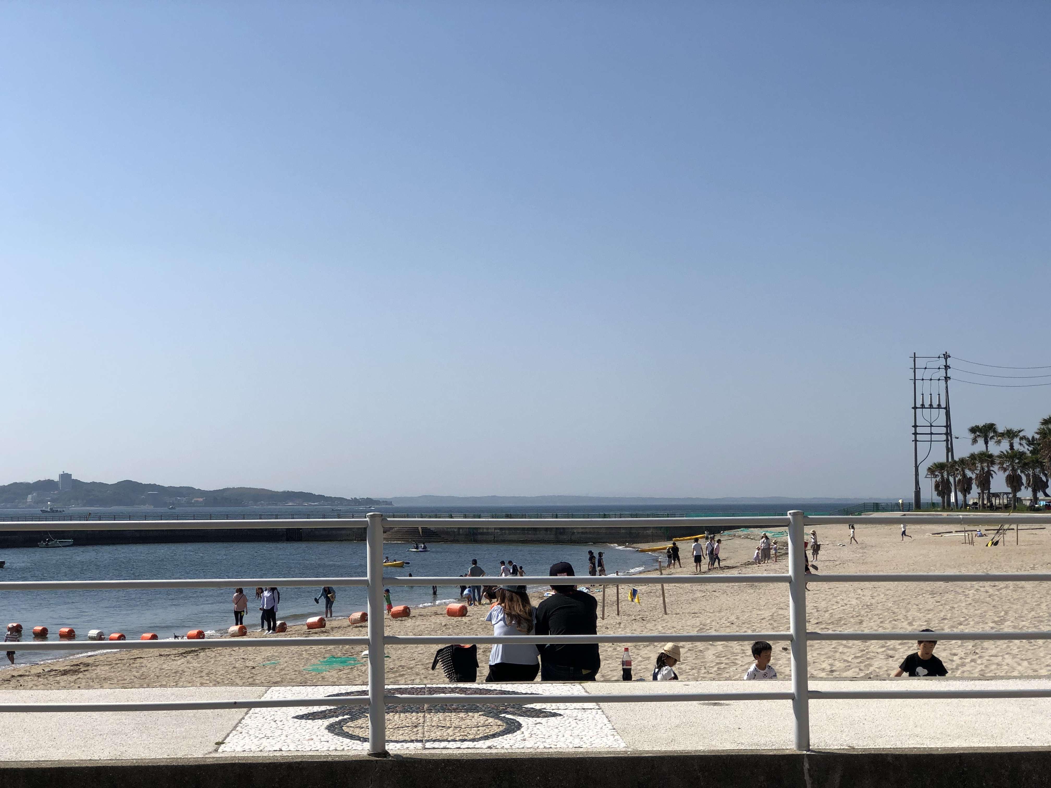 日間賀島 海水浴場