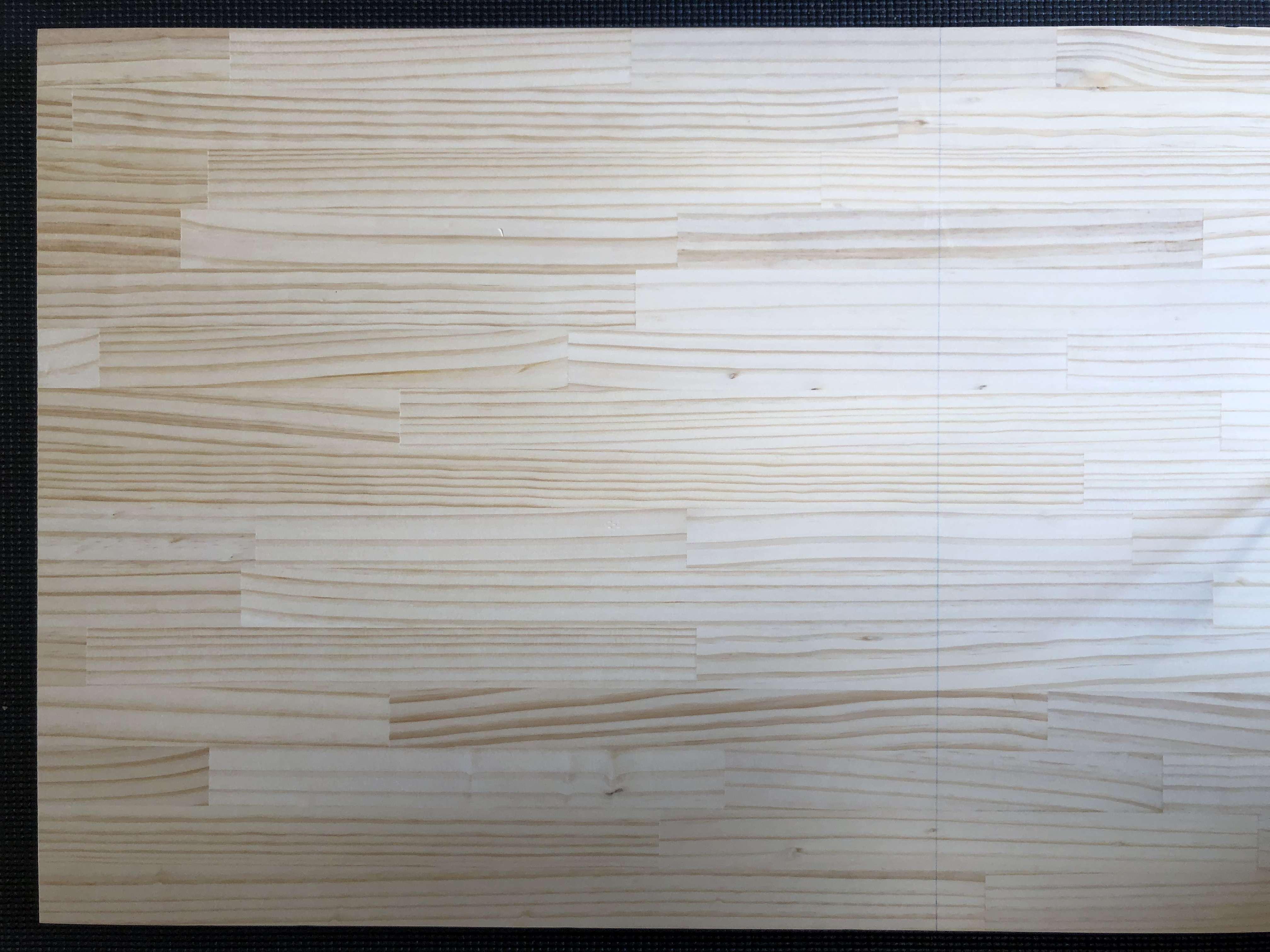 テーブル-DIY-作り方-パイン材-天板