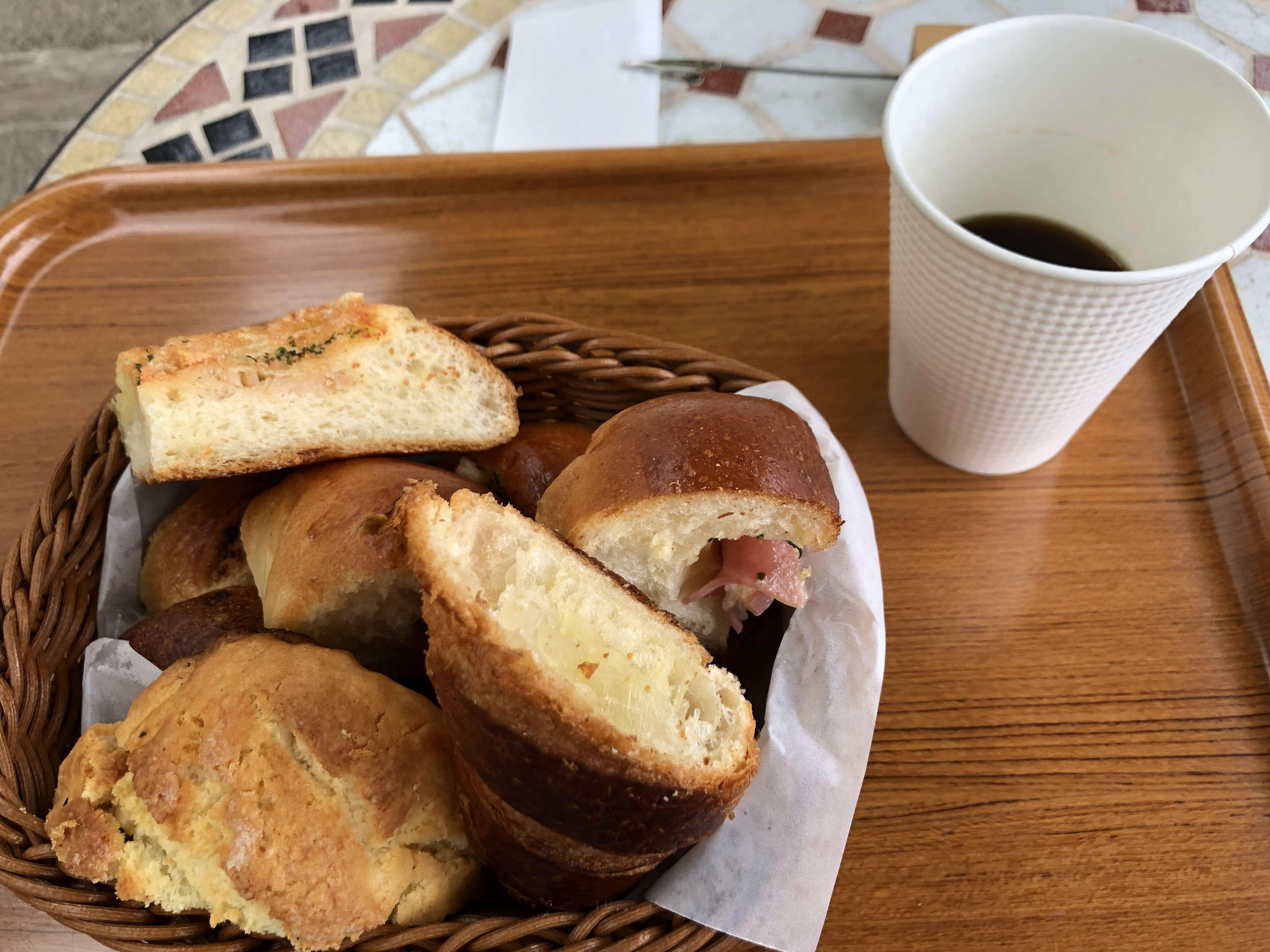 グランディール(GRANDIR) パン食べ放題 モーニング
